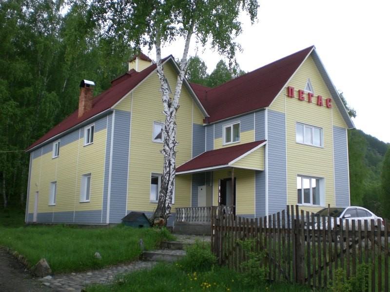 2-этажная гостиница