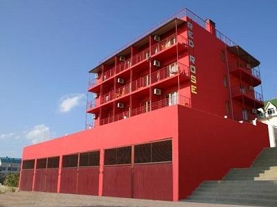 Отель «RED ROSE». Фото: www.red-rose-hotel.ru