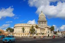 Капитолий Гаваны (El Capitolio)