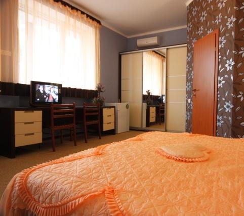 «Стандарт», гостиница. Фото: katran-hotel.com.ua