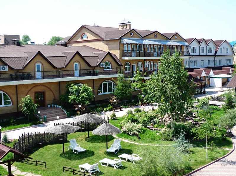 Территория дома отдыха. Фото: prestige-tour.ru