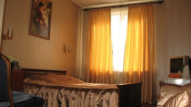 Полулюкс. Фото: www.one-hotel.ru