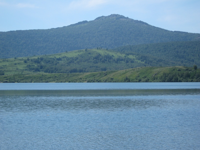 Озеро Белое. Фото: kolivan22.ru