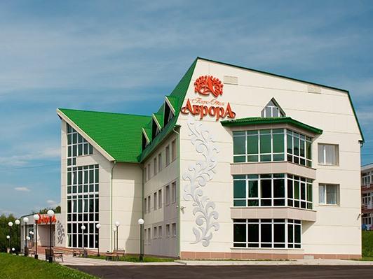 Парк-отель «Аврора». Фото: avrora-parkhotel.ru