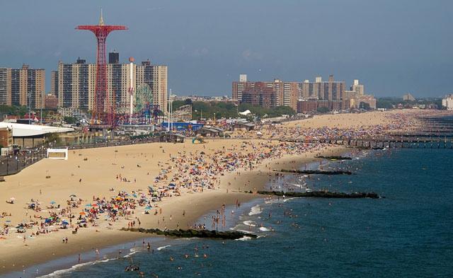 Кони Айленд. Фото: www.americancities.ru