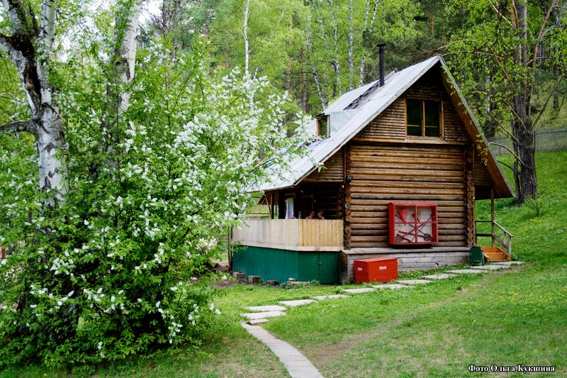 Домик. Автор: Ольга Кукшина. Фото: www.krascp.ru