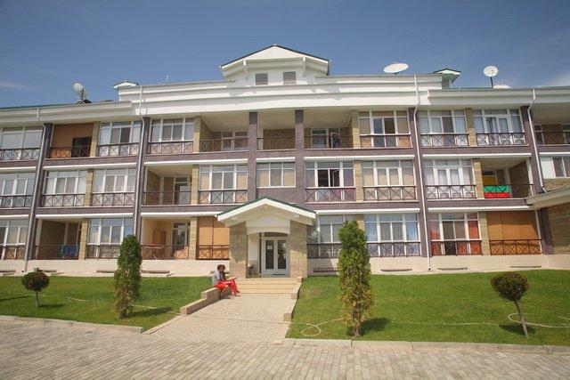 Гостиничный корпус. Фото: www.karven.kg