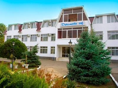 «Джемете отель». Фото: www.djemete.ru