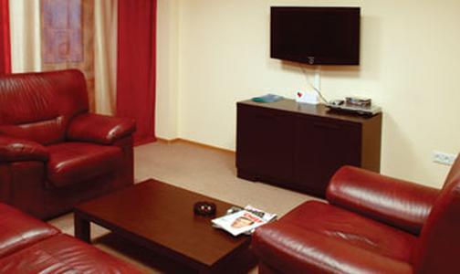 Люкс. Фото: www.hotelcrystal.ru