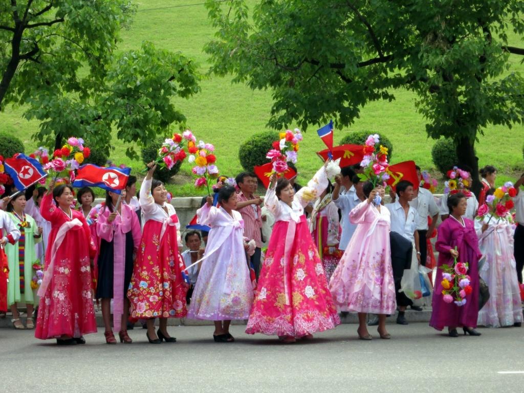 Празднование Дня Победы в Освободительной Войне. Автор: rapidtravelchai. Фото:  www.flickr.com