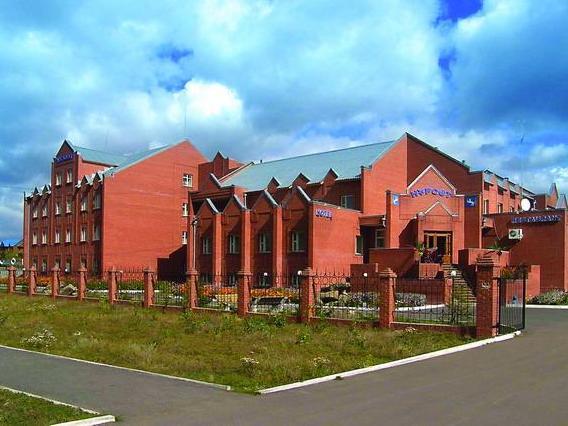 Отель «Нурсат». Фото: www.bereke-burabai.com
