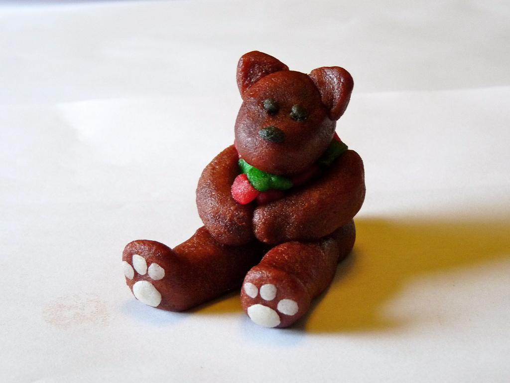 Марципановые сладости. Автор: izzyplante. Фото:  www.flickr.com
