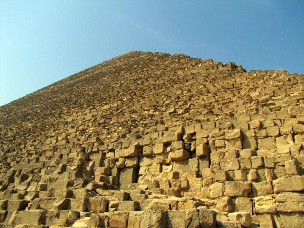 Каменные блоки пирамиды. Автор: David Berkowitz. Фото:  www.flickr.com