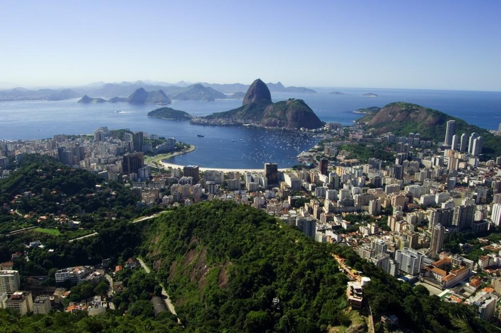 Рио-де-Жанейро. Фото с сайта:  tonkosti.ru