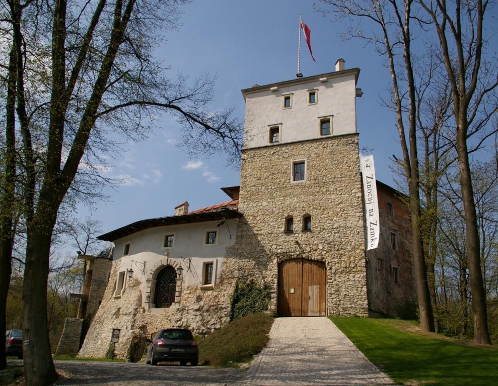 Рыцарский замок в Кошкеве. Автор: Jakub Halun. Фото:   wikimedia.org