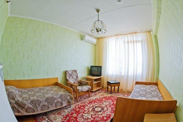 Интерьер номера. Фото: www.privbereg.ru