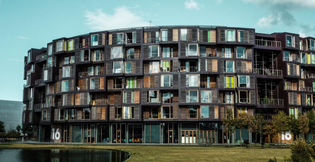 Студенческое общежитие. Автор: Florian Plag. Фото:  www.flickr.com