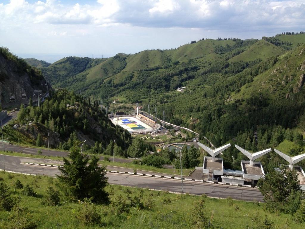 Алма-Ата. Автор: Torekhan Sarmanov. Фото:  www.flickr.com