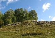 Каменистая степь