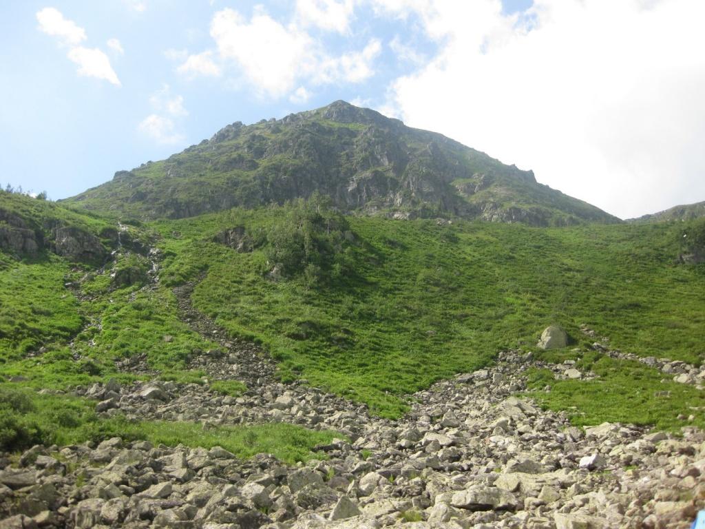 Гора Озерная