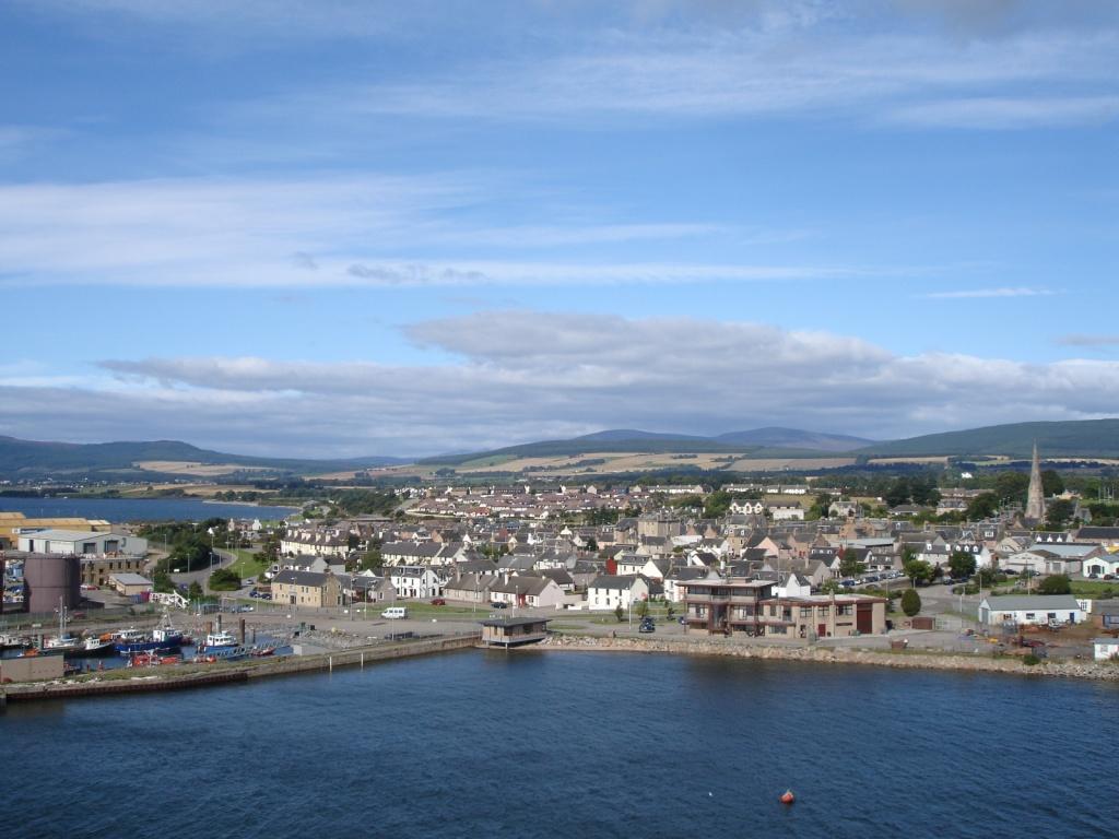 Инвернесс, Шотландия. Фото:    lyng883