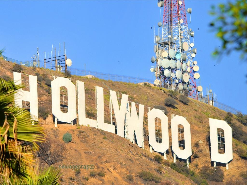 Знак Голливуда. Автор: newagecrap. Фото:  www.flickr.com