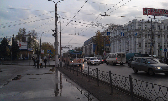 Площадь Ленина. Фото:  tonkosti.ru