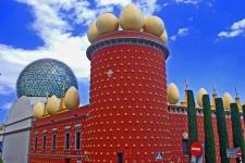 Театр-музей Сальвадора Дали (El Teatro-Museo Dalí)