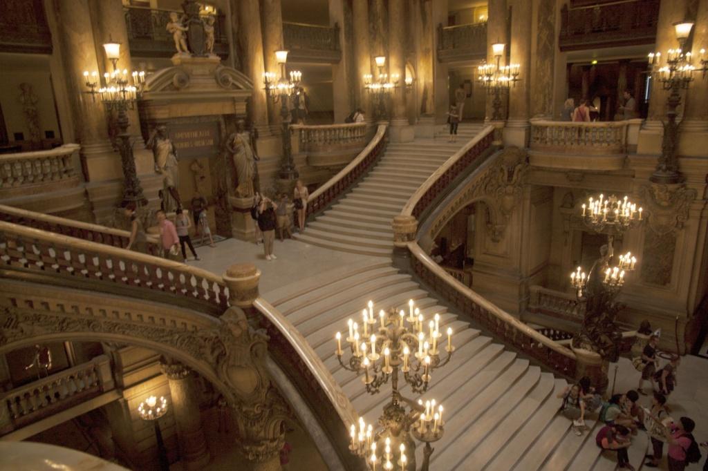 Парадная лестница. Автор: david_a_l. Фото:  www.flickr.com