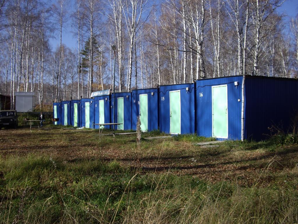 Домики эконом-класса. Фото: novososedovo.net
