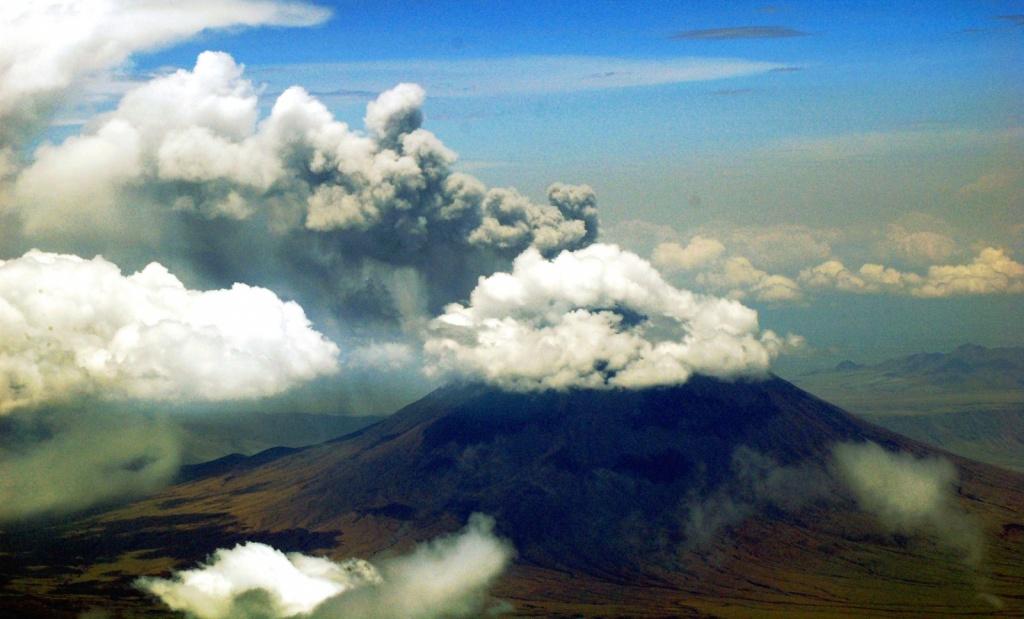 Танзания. Автор: Cessna 206. Фото:  www.flickr.com