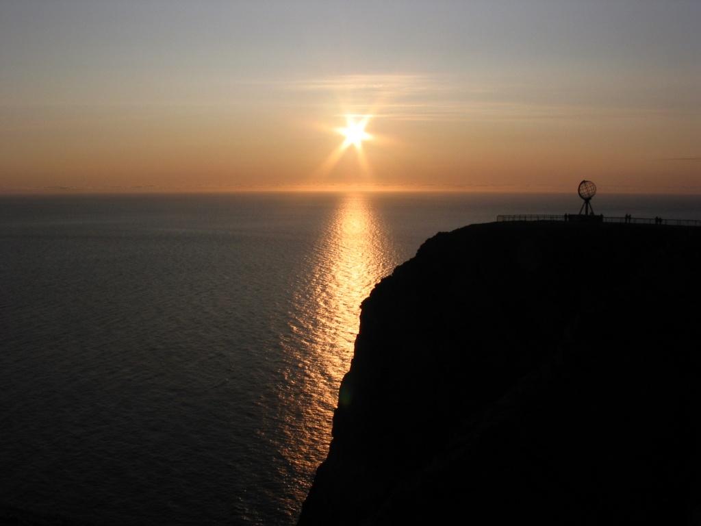 Полярное солнце. Автор: Yan Zhang. Фото:  commons.wikimedia.org