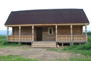 Жилой дом   www.beluha.net