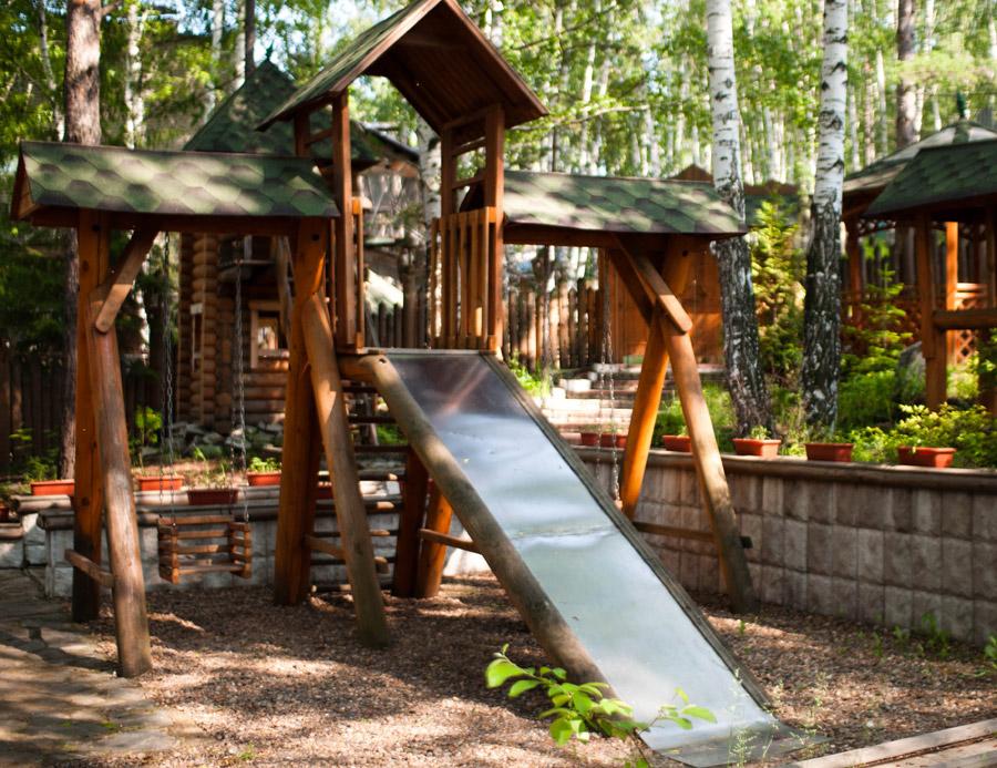Детская площадка. Фото: www.sunbereg.ru