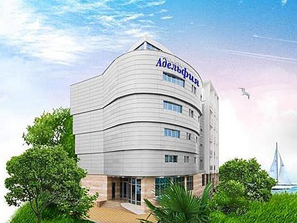 Отель «Адельфия». Фото: www.hotel-adelphia.ru
