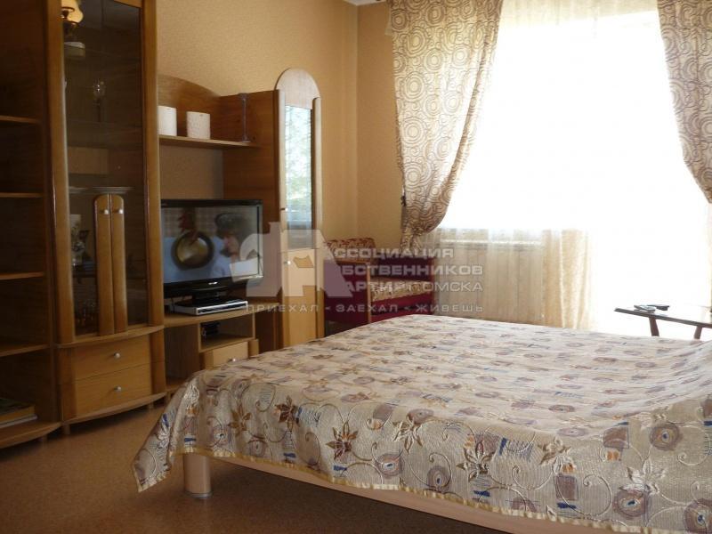 1-но комн. квартира среднего класса. Фото: www.sutki55.ru