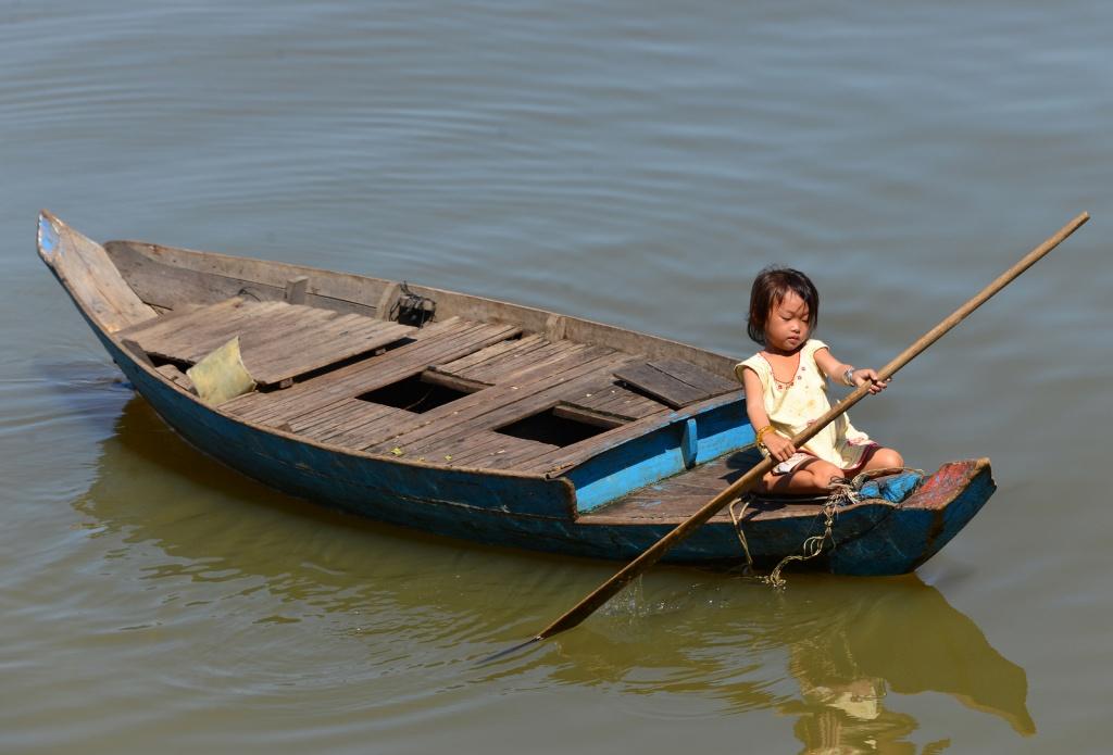 Озеро Тонлесап. Автор: Tartarin2009. Фото:  www.flickr.com