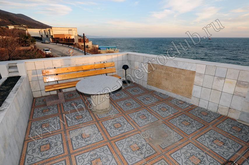 Балкон. Фото: www.hotel-metroclub.ru