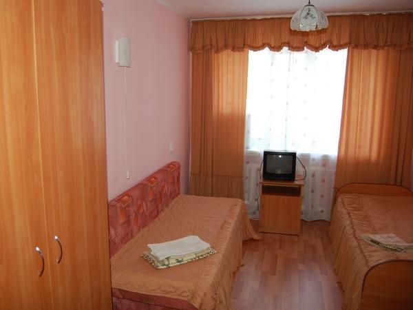 Улучшенный номер. Фото: www.almaz.borovoe.kz