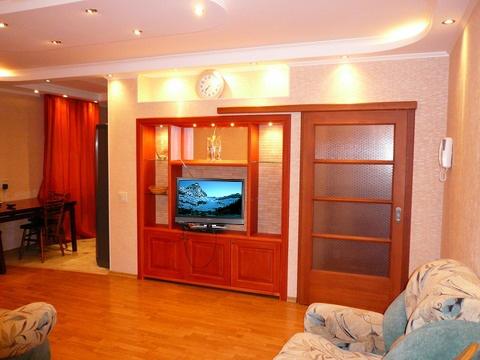Квартира Бизнес-класса. Фото: hotels-nsk.ru