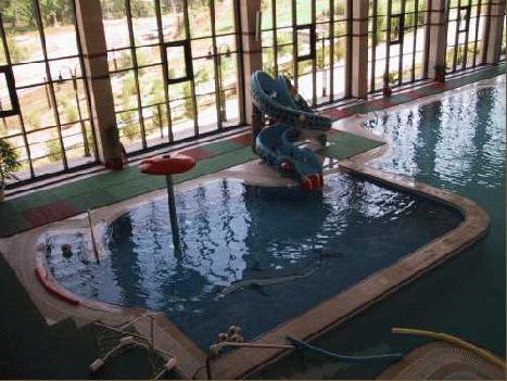 Закрытый плавательный комплекс. Фото: www.sheksna.ru