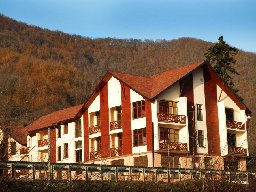Отель «Тройка». Фото: www.hotel-troika.ru