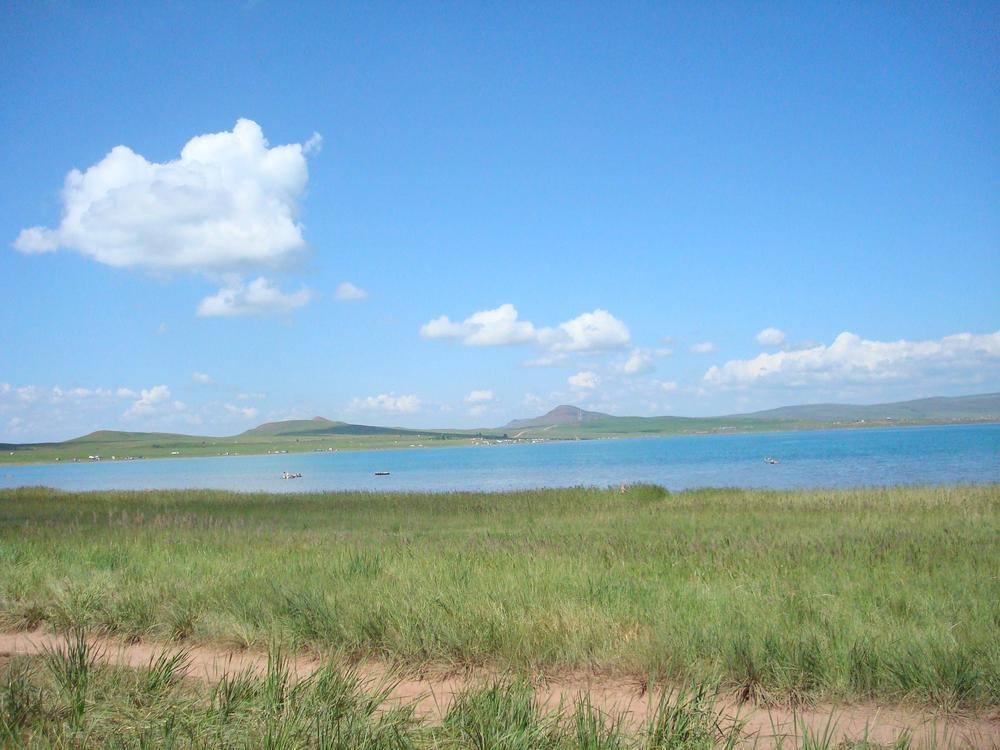 Озеро Белё