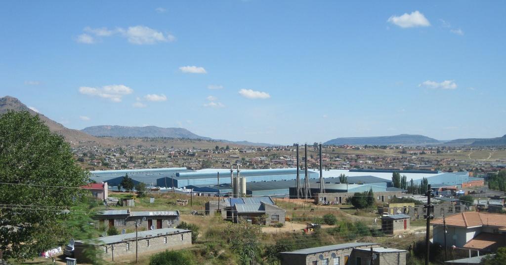 Лесото. Автор: Divine Symmetry. Фото:  www.flickr.com