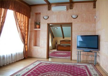 Апартаменты. Фото: www.hotel-cimus.ru