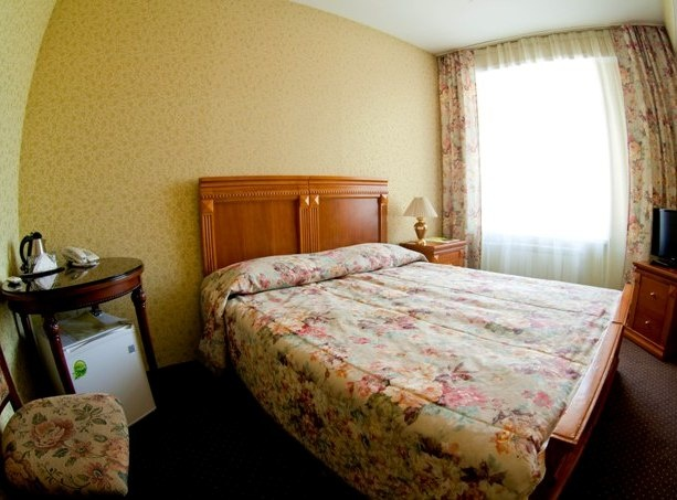 Стандартный номер. Фото: www.victoryhotel.ru