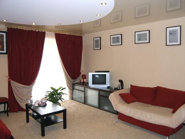 Квартира категории Люкс. Фото: hotelsib.ru