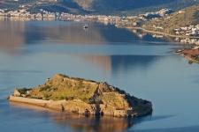 Остров Спиналонга (Spinalonga)