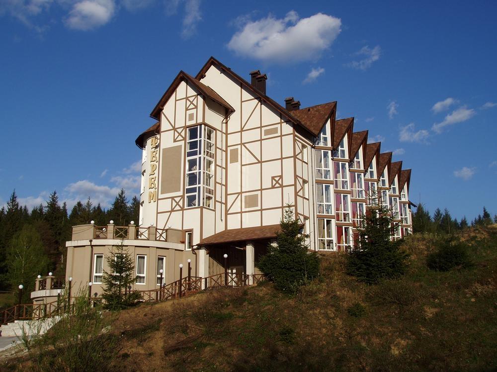 Гостиничный комплекс «Терем»