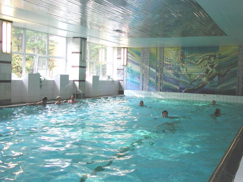Бассейн. Фото: www.sankb.ru